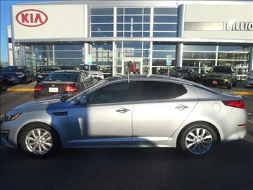 2014 Kia Optima for sale in Sioux City, IA