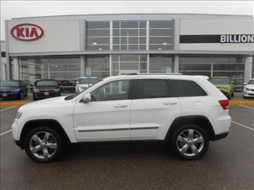 2013 Jeep Grand Cherokee for sale in Sioux City, IA