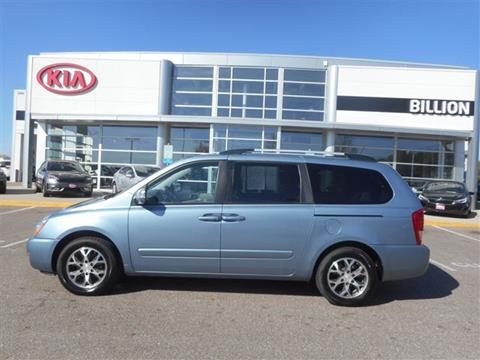 2014 Kia Sedona for sale in Sioux City, IA