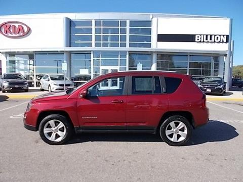 2017 Jeep Compass for sale in Sioux City, IA