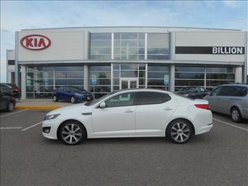 2012 Kia Optima for sale in Sioux City, IA