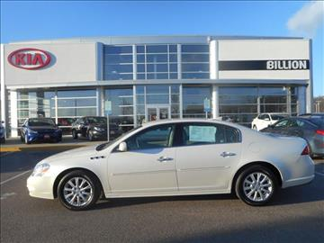 2011 Buick Lucerne for sale in Sioux City, IA