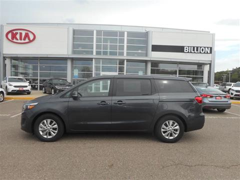 2017 Kia Sedona for sale in Sioux City, IA