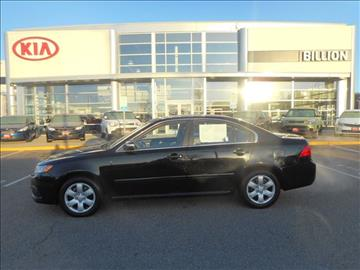 2009 Kia Optima for sale in Sioux City, IA