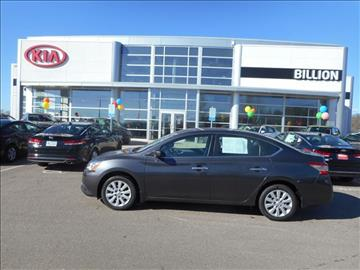 2014 Nissan Sentra for sale in Sioux City, IA
