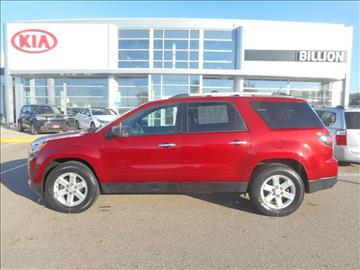 2014 GMC Acadia for sale in Sioux City, IA