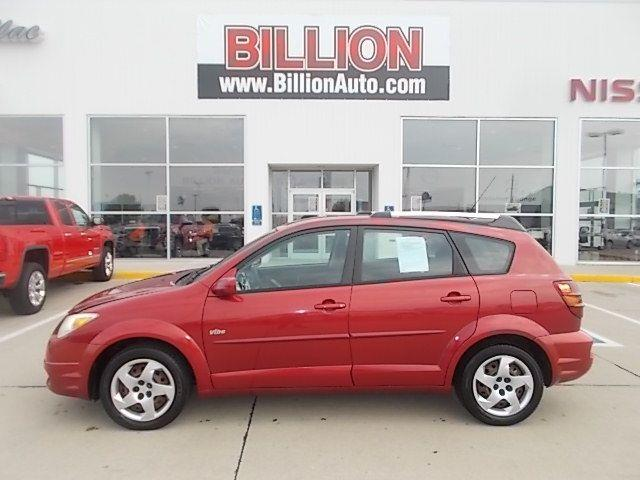 2005 Pontiac Vibe for sale in Sioux City IA