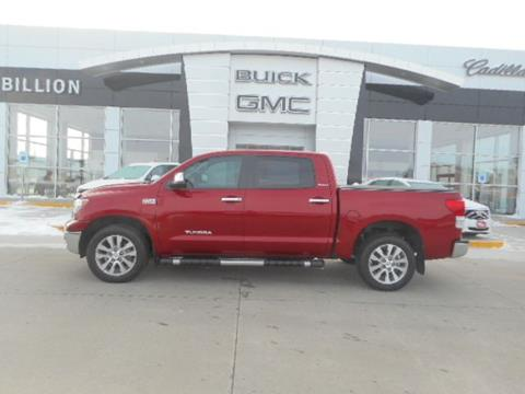 toyota tundra for sale in sioux city ia. Black Bedroom Furniture Sets. Home Design Ideas