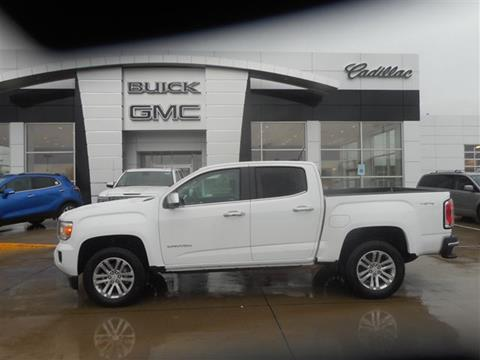 2018 GMC Canyon for sale in Sioux City IA
