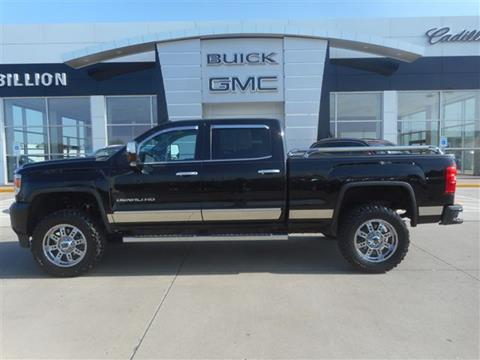 2016 GMC Sierra 2500HD for sale in Sioux City IA