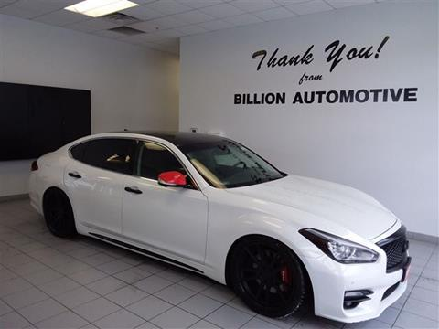 2015 Infiniti Q70L for sale in Sioux City, IA
