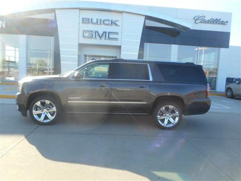 2017 GMC Yukon XL for sale in Sioux City IA