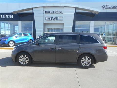 2015 Honda Odyssey for sale in Sioux City, IA