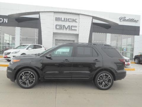 2015 Ford Explorer for sale in Sioux City, IA