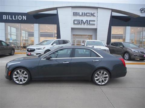 2014 Cadillac CTS for sale in Sioux City IA