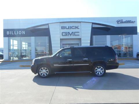 2014 GMC Yukon XL for sale in Sioux City IA