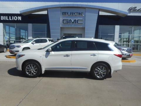 2015 Infiniti QX60 for sale in Sioux City, IA