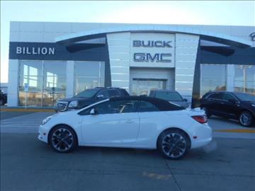 2017 Buick Cascada for sale in Sioux City, IA