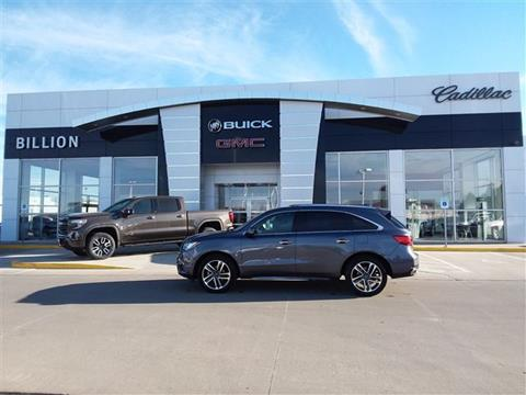 2017 Acura MDX for sale in Sioux City, IA