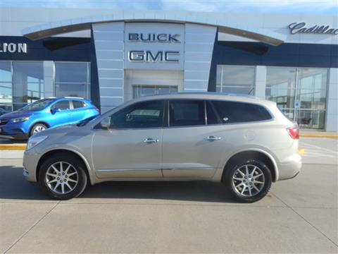 2013 Buick Enclave for sale in Sioux City IA