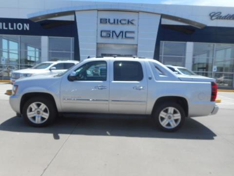 2013 Chevrolet Black Diamond Avalanche for sale in Sioux City IA