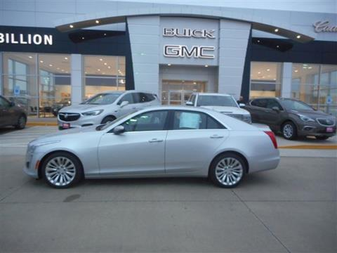 2015 Cadillac CTS for sale in Sioux City IA