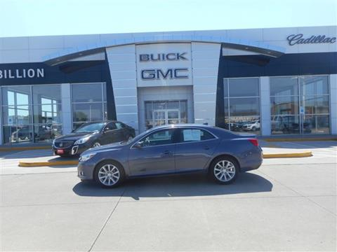 2014 Chevrolet Malibu for sale in Sioux City IA