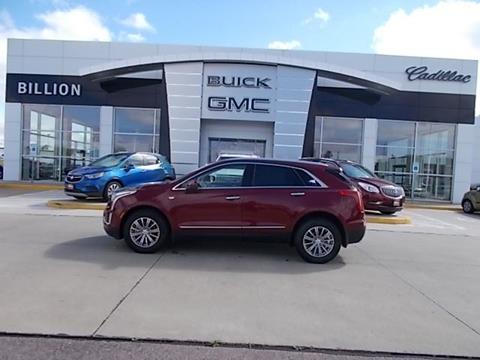 2018 Cadillac XT5 for sale in Sioux City IA