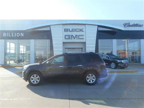 2015 GMC Acadia for sale in Sioux City, IA