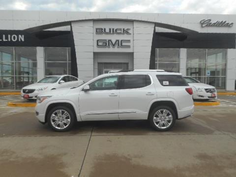 2017 GMC Acadia for sale in Sioux City, IA