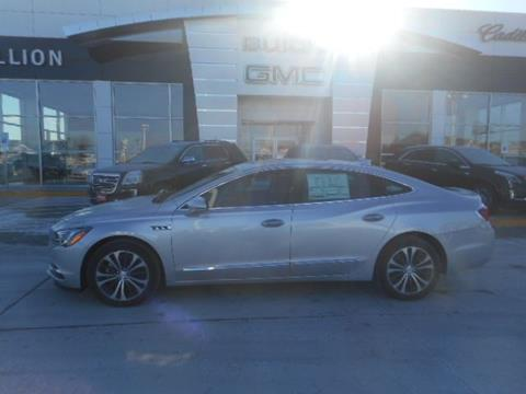 2017 Buick LaCrosse for sale in Sioux City IA