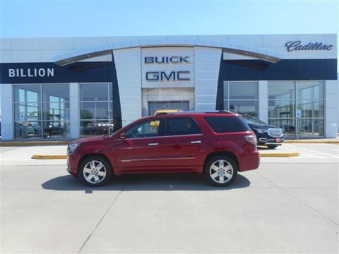 2014 GMC Acadia for sale in Sioux City IA