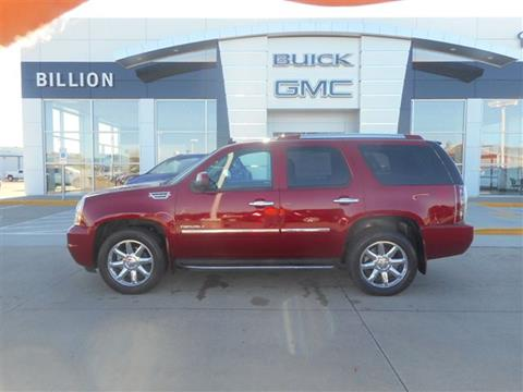 2013 GMC Yukon for sale in Sioux City IA