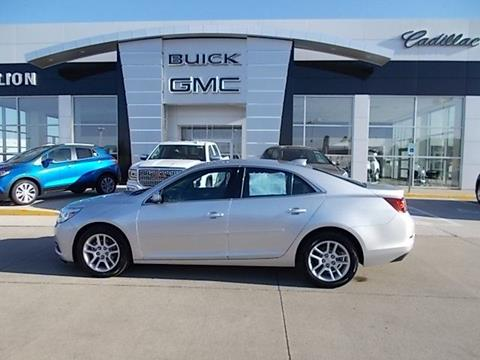 2015 Chevrolet Malibu for sale in Sioux City IA