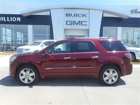 2016 GMC Acadia for sale in Sioux City, IA