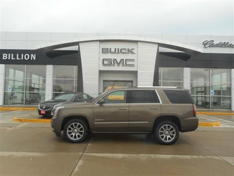 2015 GMC Yukon for sale in Sioux City, IA
