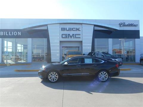 2014 Chevrolet Impala for sale in Sioux City, IA