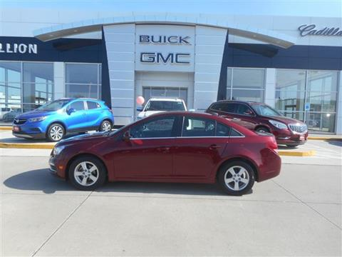2016 Chevrolet Cruze Limited for sale in Sioux City, IA