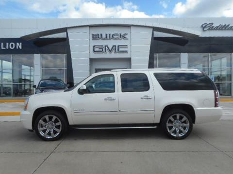 2013 GMC Yukon XL for sale in Sioux City IA