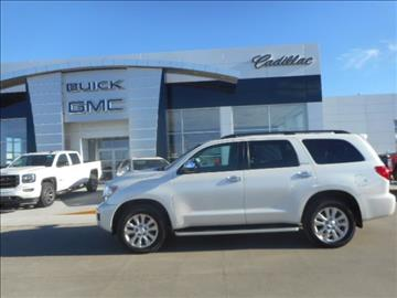 2013 Toyota Sequoia for sale in Sioux City, IA