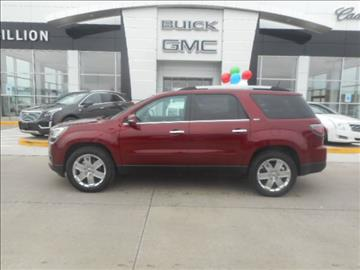 2017 GMC Acadia Limited for sale in Sioux City, IA