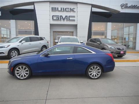 2015 Cadillac ATS for sale in Sioux City, IA