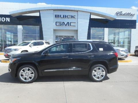 2017 GMC Acadia for sale in Sioux City IA