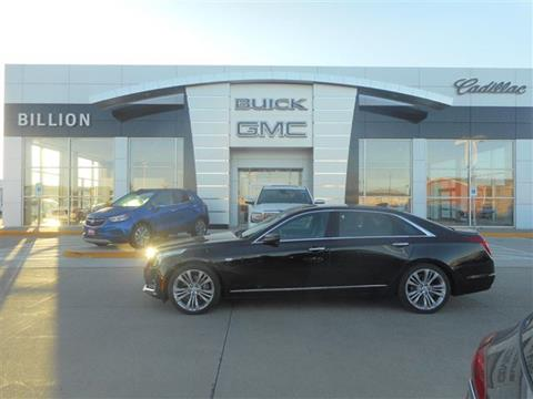2016 Cadillac CT6 for sale in Sioux City IA