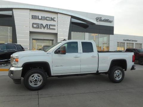 2017 GMC Sierra 2500HD for sale in Sioux City IA