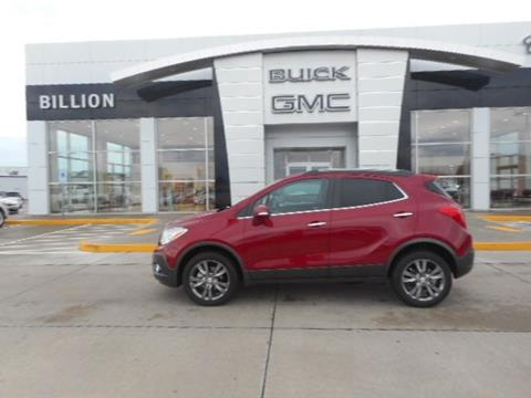 2016 Buick Encore for sale in Sioux City IA