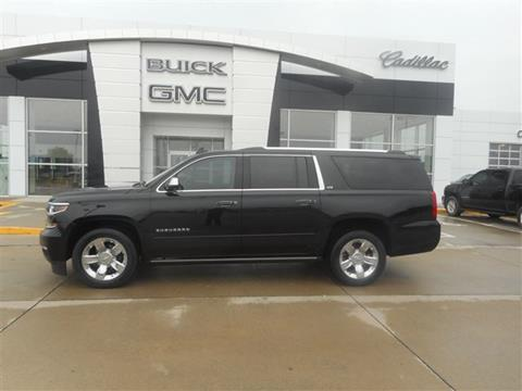 2015 Chevrolet Suburban for sale in Sioux City IA