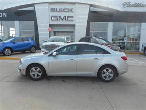 2015 Chevrolet Cruze for sale in Sioux City, IA