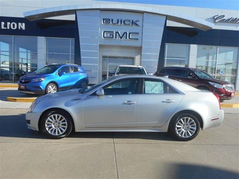 2010 Cadillac CTS for sale in Sioux City IA