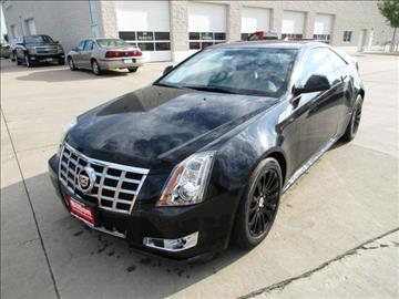 2014 Cadillac CTS for sale in Iowa City, IA